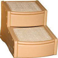 Pet Gear Easy Step II Pet Stair, Tan