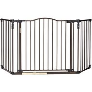 MyPet Windsor Extra Wide Arch Pet Gate for Dogs & Cats