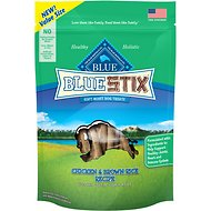 Blue Buffalo Blue Stix Chicken & Brown Rice Recipe Dog Treats, 6-oz bag