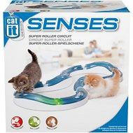 Catit Design Senses Circuit Cat Toy, Super Roller