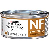 Purina Pro Plan Veterinary Diets NF Kidney Function Formula Canned Cat Food, 5.5-oz, case of 24