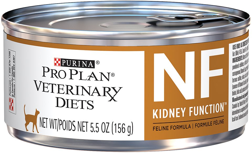 Purina Veterinary Diets Nf Kidney Function Canned Cat Food