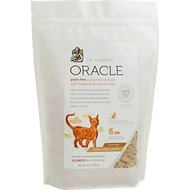 Dr. Harvey's Oracle Grain-Free Chicken Formula Freeze-Dried Cat Food, 21-oz bag