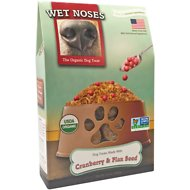 Wet Noses Cranberry & Flax Seed Dog Treats, 14-oz box