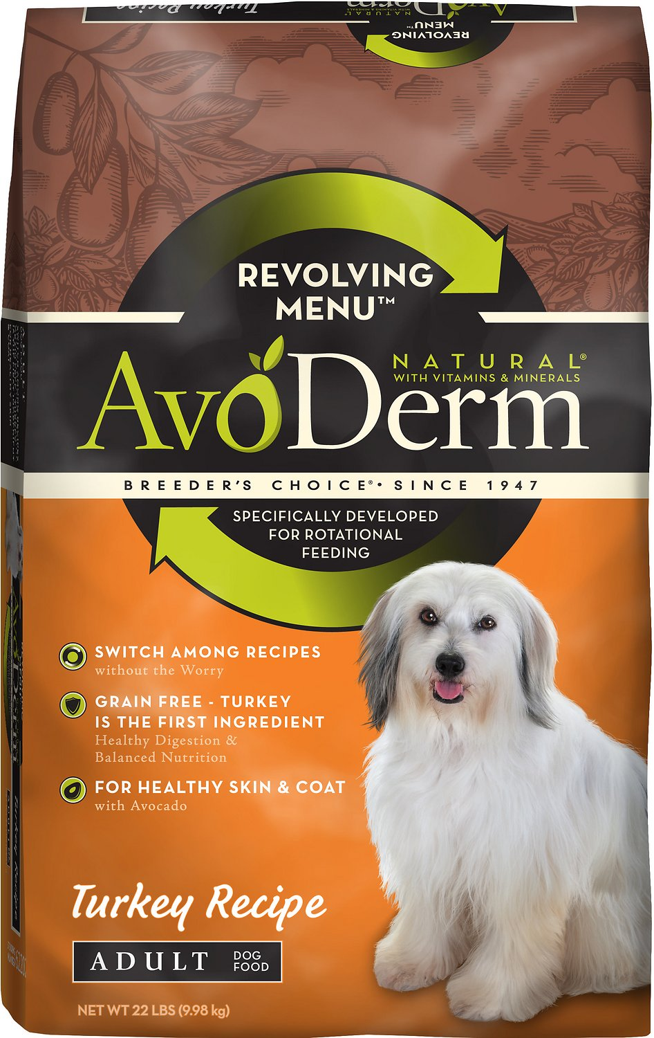Avoderm Duck Dog Food Reviews