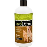 AvoDerm Natural Oatmeal Formula Dog & Cat Shampoo, 16-oz bottle