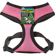 Four Paws Comfort Control Dog Harness, Pink, Medium