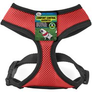Four Paws Comfort Control Dog Harness, Red, Medium