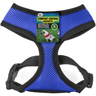 Four Paws Comfort Control Dog Harness, Blue, Medium