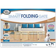 Four Paws Smart Folding Gate, 5 panel