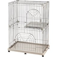 IRIS Multi-Story Wire Cat Play Pen, 2-Story