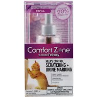 Comfort Zone with Feliway Cat Diffuser Refill, 48-ml