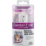 Comfort Zone with Feliway Cat Spray, 75-ml