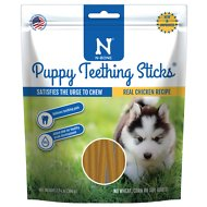 N-Bone Puppy Teething Treats, 3.74-oz bag