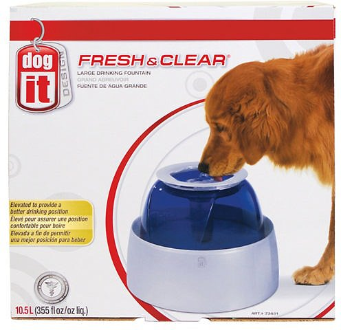dogit water fountain instructions