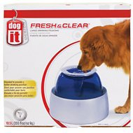 Dogit Design Fresh & Clear Large Dog Drinking Fountain