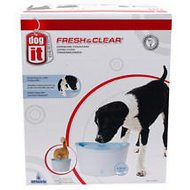 Dogit Design Fresh & Clear Dog Drinking Fountain