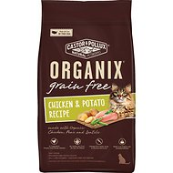 Castor & Pollux Organix Grain-Free Chicken & Potato Recipe Dry Cat Food, 12-lb bag