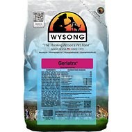 Wysong Geriatrx Dry Cat Food, 5-lb bag