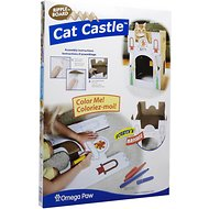 Omega Paw Cat Castle