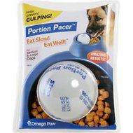 Omega Paw Porcelain Portion Pacer, Medium/Large