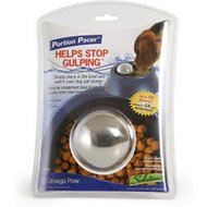 Omega Paw Stainless Steel Portion Pacer, Small