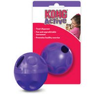 KONG Active Treat Ball Cat Toy