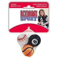 KONG Sport Balls Pack Dog Toy, X-Small