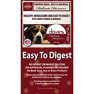 Dave's Pet Food Delicate Dinners Chicken Meal, Rice & Oatmeal Dry Dog Food, 4-lb bag
