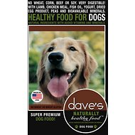 Dave's Pet Food Naturally Healthy Adult Dry Dog Food, 4-lb bag