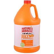 Nature's Miracle Oxy Pet Stain & Odor Remover, 1-gal bottle