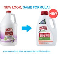 Nature's Miracle Stain & Odor Remover Tropical Bloom, 1-gal bottle