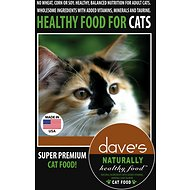 Dave's Pet Food Naturally Healthy Adult Dry Cat Food, 4-lb bag