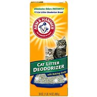 Arm & Hammer Litter Cat Litter Deodorizer Powder, 30-oz box