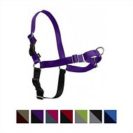 PetSafe Easy Walk Dog Harness, Purple/Black, X-Large