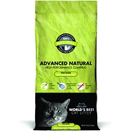 World's Best Cat Litter Advanced Natural Pine Blend Clumping Formula, 24-lb bag