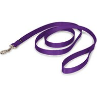 PetSafe Premier Nylon Dog Leash, Purple, Medium, 6-ft