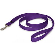 PetSafe Premier Nylon Dog Leash, Purple, Large, 6-ft