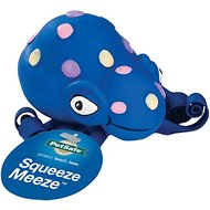 Busy Buddy Squeeze Meeze Latex Octopus Dog Toy, Junior
