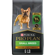 Purina Pro Plan Focus Adult Small Breed Formula Dry Dog Food, 6-lb bag