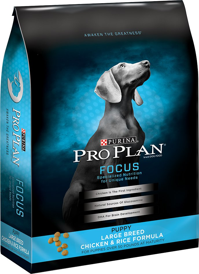 Pro Plan Large Breed Dog Food