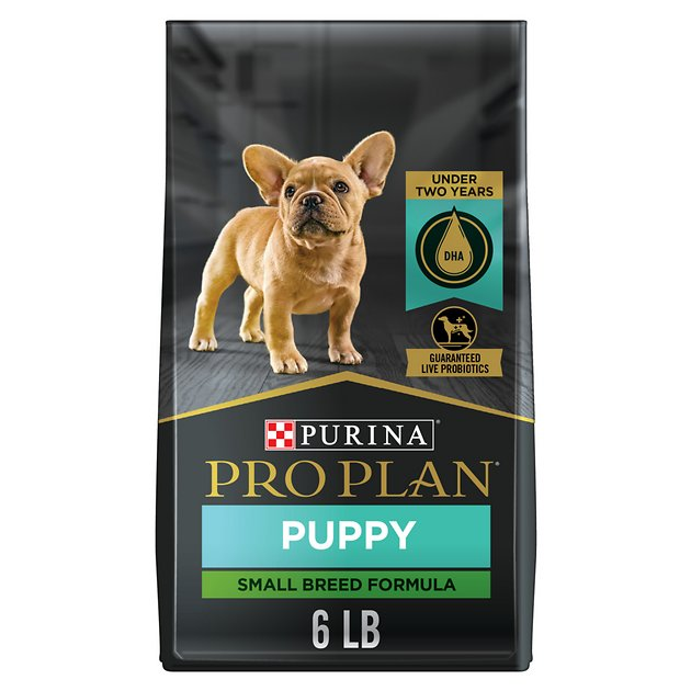 Purina Pro Plan Cat Food >> Purina Pro Plan Focus Puppy Small Breed Formula Dry Dog Food, 6-lb bag - Chewy.com