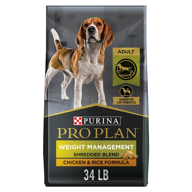 Purina Pro Plan Weight Management Dog Food Reviews