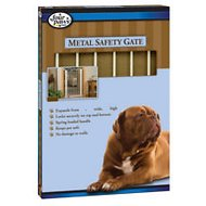 Four Paws Metal Safety Gate, Small