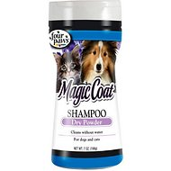 Four Paws Magic Coat Dry Dog & Cat Shampoo Powder, 7-oz bottle