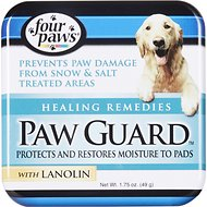 Four Paws Paw Guard with Lanolin, 1.75-oz tin