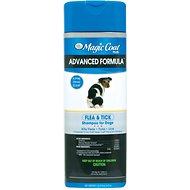 Four Paws Magic Coat Plus Advanced Formula Flea & Tick Shampoo for Dogs, 16-oz bottle