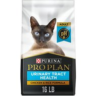 Purina Pro Plan Focus Adult Urinary Tract Health Formula Dry Cat Food, 16-lb bag