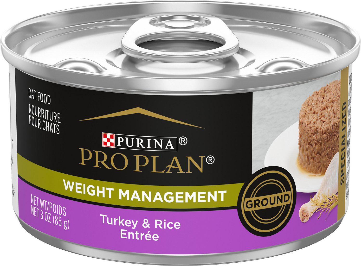 Purina Pro Plan Focus Weight Management Cat Canned Food