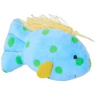Multipet Look Who's Talking Fish Cat Toy